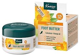 Düfte, Parfümerie und Kosmetik Aufweichende Fußbutter mit Ringelblume und Orangenöl - Kneipp Foot Butter