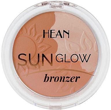 Gesichtsbronzer - Hean Sun Glow Bronzer