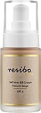 Düfte, Parfümerie und Kosmetik BB Creme für das Gesicht SPF 6 - Resibo Krem BB
