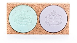 Düfte, Parfümerie und Kosmetik Naturseifen-Geschenkset - Essencias de Portugal Senses Tradition Collection (2x50g)
