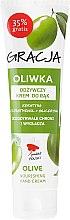 Düfte, Parfümerie und Kosmetik Pflegende Handcreme mit Olivenöl - Miraculum Gracja Olive Hand Cream