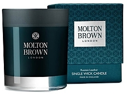 Düfte, Parfümerie und Kosmetik Duftkerze Russian Leather - Molton Brown Russian Leather Single Wick Candle