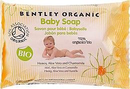 Düfte, Parfümerie und Kosmetik Babyseife - Bentley Organic Baby Soap