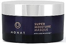 Düfte, Parfümerie und Kosmetik Ultra feuchtigkeitsspendende Maske für brüchiges Haar - Monat Super Moisture Masque