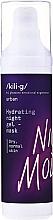 Düfte, Parfümerie und Kosmetik Feuchtigkeitsspendende Gesichtsgel-Maske für die Nacht  - Kili·g Urban Anti Pollution Hydrating Night Gel-Mask