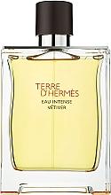 Düfte, Parfümerie und Kosmetik Hermes Terre D'Hermes Eau Intense Vetiver - Eau de Parfum