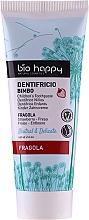 Düfte, Parfümerie und Kosmetik Kinderzahnpasta mit Erdbeergeschmack - Bio Happy Neutral&Delicate Toothpaste Baby