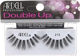 Düfte, Parfümerie und Kosmetik Künstliche Wimpern 213 - Ardell Double Up