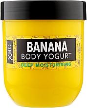 Düfte, Parfümerie und Kosmetik Feuchtigkeitsspendende Körpercreme mit Banane - Xpel Marketing Ltd Banana Body Yougurt