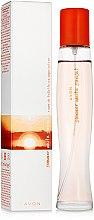 Düfte, Parfümerie und Kosmetik Avon Summer White Sunset - Eau de Toilette