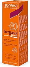 Düfte, Parfümerie und Kosmetik Sonnenschutzcreme SPF 30 - Noreva Laboratoires Bergasol Expert Invisible Finish Cream SPF 30