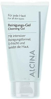 Erfrischendes und belebendes Gesichtsreinigungsgel - Alcina B Cleansing Gel — Bild N2