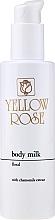 Düfte, Parfümerie und Kosmetik Mleczko do ciała - Yellow Rose Body Milk Floral