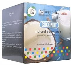 Düfte, Parfümerie und Kosmetik 100% Natürliches Gesichts- und Körperpeeling mit Kokosmilch - Rolling Hills Gommage Corps Naturel