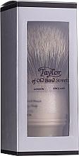 Düfte, Parfümerie und Kosmetik Rasierpinsel HT3 10 cm - Taylor of Old Bond Street Shaving Brush Pure Badger Size L