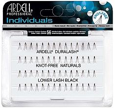 Düfte, Parfümerie und Kosmetik Wimpernbüschel-Set - Ardell Eyelash Knot Free Lower Lash Individuals Black
