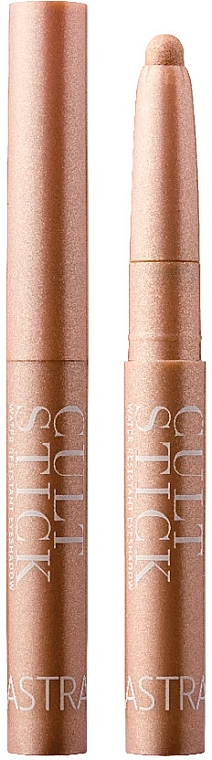 Wasserfester Lidschatten-Stick - Astra Make-Up Cultstick Water Resistant Eyeshadow