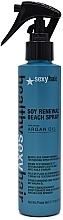 Düfte, Parfümerie und Kosmetik Strukturierendes Pflegespray mit Arganöl - SexyHair HealthySexyHair Soy Renewal Beach Spray