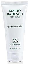Düfte, Parfümerie und Kosmetik Feuchtigkeitsintensive Gesichtsmaske mit Ginkgo-biloba-Extrakt - Mario Badescu Ginkgo Mask