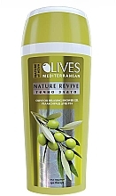 Düfte, Parfümerie und Kosmetik Entspannendes Duschgel mit Olivenöl - Nature of Agiva Olives Shower Gel