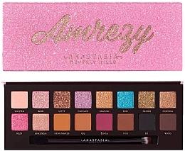 Düfte, Parfümerie und Kosmetik Lidschattenpalette - Anastasia Beverly Hills Amrezy Eyeshadow Palette