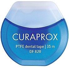 Düfte, Parfümerie und Kosmetik Zahnseide mit Teflonbeschichtung und Chlorhexidin DF 820 35 m - Curaprox