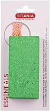 Düfte, Parfümerie und Kosmetik Bimsstein grün - Titania