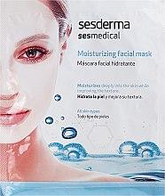 Düfte, Parfümerie und Kosmetik Feuchtigkeitsspendende Crememaske - SesDerma Laboratories Sesmedical Moisturizing Face Mask