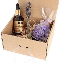 Düfte, Parfümerie und Kosmetik Körperpflegeset - LaQ Cannabis Sativa (Körperöl 30ml + Seife 45g)
