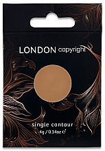 Düfte, Parfümerie und Kosmetik Konturpuder - London Copyright Magnetic Face Powder Contour