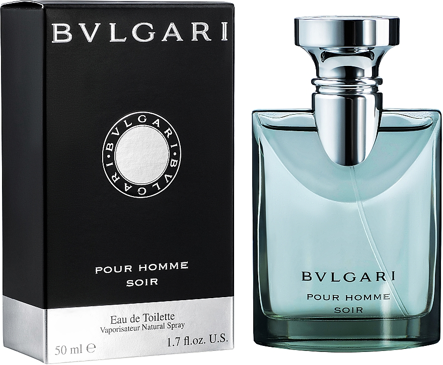 Bvlgari Pour Homme Soir - Eau de Toilette  — Bild N2