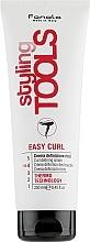 Düfte, Parfümerie und Kosmetik Haarcreme zur Definition der Locken - Fanola Tools Easy Curl