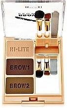 Düfte, Parfümerie und Kosmetik Augenbrauenpuder-Set - Milani Brow Fix Eye Brow Powder