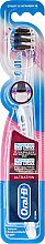 Düfte, Parfümerie und Kosmetik Zahnbürste extra weich Ultrathin Precision Gum Care Black blau-weiß - Oral-B Ultrathin Precision Gum Care Black Extra Soft