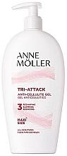 Düfte, Parfümerie und Kosmetik Anti-Cellulite Körpergel - Anne Moller Tri-attack Anti-cellulite Gel