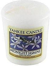 Düfte, Parfümerie und Kosmetik Votivkerze Midnight Jasmine - Yankee Candle Midnight Jasmine Sampler Votive