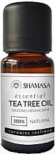 Düfte, Parfümerie und Kosmetik 100% Natürliches ätherisches Teebaumöl - Shamasa