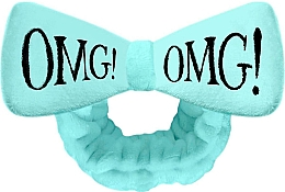 Düfte, Parfümerie und Kosmetik Kosmetisches Haarband türkis - Double Dare OMG! Blue Hair Band