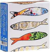 Düfte, Parfümerie und Kosmetik Seife mit Eukalyptusöl - Essencias De Portugal Living Portugal Sardinhas Eucaliptus