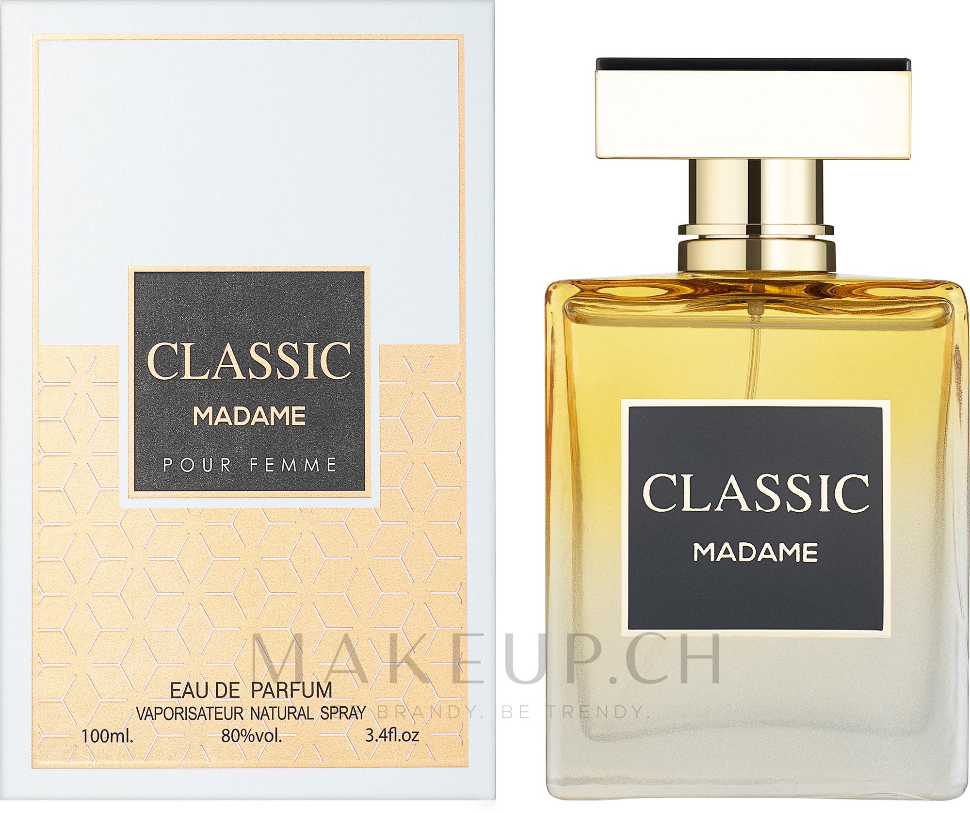 MB Parfums Classic Madame - Eau de Parfum — Bild 100 ml