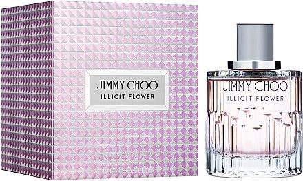 Jimmy Choo Illicit Flower - Eau de Toilette