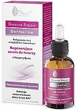Düfte, Parfümerie und Kosmetik Regenerierendes Anti-Aging Gesichtsserum - Ava Laboratorium Rosacea Repair Serum