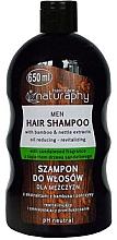 Düfte, Parfümerie und Kosmetik Shampoo mit Bambus und Brennnesselextrakt für Männer - Bluxcosmetics Naturaphy Bamboo & Nettle Extracts Man Shampoo