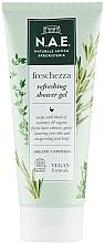 Düfte, Parfümerie und Kosmetik Erfrischendes Duschgel mit Bio Thymianblätter und Rosmarinextrakt - N.A.E. Refreshing Shower Gel