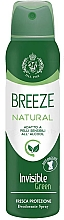 Düfte, Parfümerie und Kosmetik Breeze Deo Spray Natural Essence - Deospray