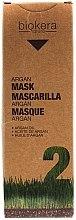 Düfte, Parfümerie und Kosmetik Haarmaske mit Arganöl - Salerm Biokera Argan Mask