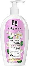 Düfte, Parfümerie und Kosmetik Beruhigendes Mizellengel für die Intimhygiene mit Jasmin - AA Intimate Soothing Micellar Gel
