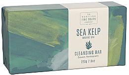 Düfte, Parfümerie und Kosmetik Seife mit Grünalgenextrakt - Scottish Fine Soaps Sea Kelp Cleansing Bar