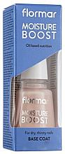 Düfte, Parfümerie und Kosmetik Nagelunterlack mit reichhaltigen Ölen - Flormar Moisture Boost