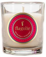 Düfte, Parfümerie und Kosmetik Duftkerze Erdbeere und Himbeere - Flagolie Fragranced Candle Strawberry And Raspberry